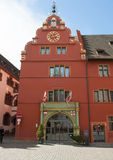 Freiburg im Breisgau, Germany - Old Town Hall Stock Photo