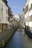 Freiburg im Breisgau at summer time Royalty Free Stock Photo