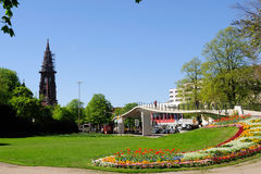 Freiburg im Breisgau (Tyskland) Arkivbilder