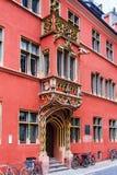 Freiburg-im-Breisgau, Zwart Bos, Duitsland Royalty-vrije Stock Foto's
