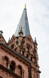 Freiburg Johanneskirche Royalty Free Stock Images