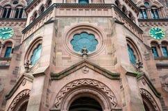 Freiburg Johanneskirche Stock Images
