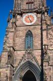 Freiburg kloster 2 Arkivfoton