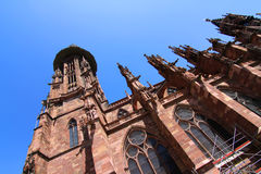 The Freiburg Muenster Royalty Free Stock Image