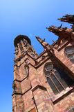 The Freiburg Muenster Stock Photos