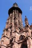 Freiburg Munster, Γερμανία Στοκ φωτογραφίες με δικαίωμα ελεύθερης χρήσης