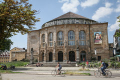 Freiburg Theater Stock Images