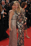 Freida Pinto & Aimee Mullins Royalty Free Stock Image