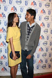 Freida Pinto,Dev Patel Royalty Free Stock Photos