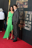 Freida Pinto, James Franco Stock Photo