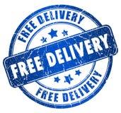 Freie Anlieferung lizenzfreie abbildung