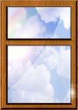 Freie Aussicht-Abbildung Lizenzfreies Stockbild