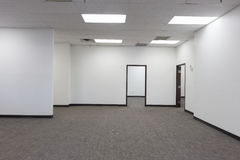 Freie Büroräume Stockfotos