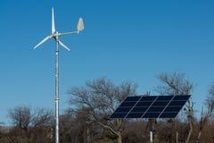 Freie Energie von der Natur Lizenzfreie Stockfotografie
