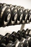 Freie Gewichte Lizenzfreie Stockbilder