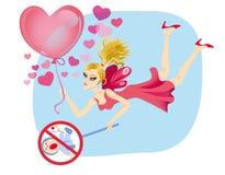 Freie Liebe Lizenzfreies Stockfoto