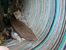 Freie Plastikrohrleitung durch Ethan lizenzfreie stockfotografie
