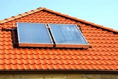 Freie Solarenergie Lizenzfreie Stockbilder