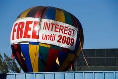 Freie Zinsen Lizenzfreies Stockbild