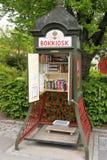 Freier Buchanteil-Bibliothekskiosk Lizenzfreie Stockfotos