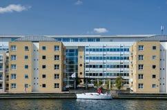 Freier Hafen von Kopenhagen lizenzfreie stockbilder