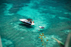 Freier Ozean lizenzfreie stockfotos