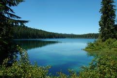 Freier See, Oregon Lizenzfreies Stockfoto