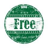 Freier Stempel Lizenzfreie Stockfotografie