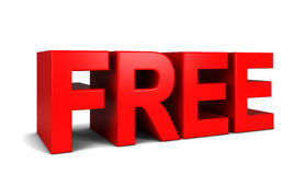 Freier Text Lizenzfreie Stockfotografie