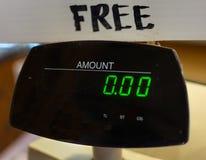 Freier Verkauf lizenzfreie stockbilder