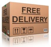Freier VerschiffenSammelpack Lizenzfreies Stockfoto