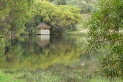 Freier Zustands-botanische Gärten in Bloemfontein, Südafrika Lizenzfreies Stockfoto