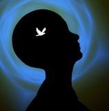 Freies Denken Lizenzfreies Stockfoto