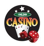 Freies Kasino-Konzept des Entwurfes Lizenzfreie Stockfotografie