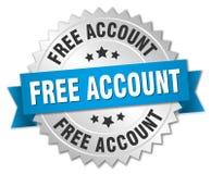 freies Konto lizenzfreie abbildung