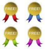 Freies lable Lizenzfreie Stockbilder