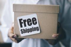 Freies Verschiffen stockfotografie