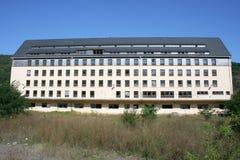 Freies Verwaltungsgebäude Stockfotografie