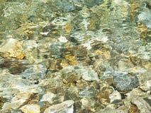 Freies Wasser Stockbild
