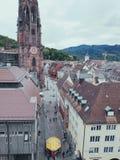 Freighbourg Γερμανία στοκ φωτογραφίες με δικαίωμα ελεύθερης χρήσης