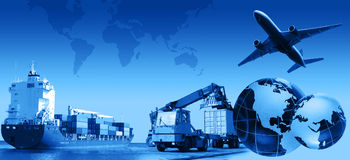 Freight Business Stock Photos