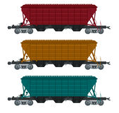 Freight car Stock Image