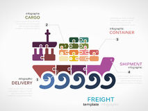 Freight Royalty Free Stock Photo