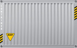 Freight container Royalty Free Stock Photos
