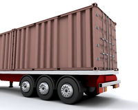 Freight container Stock Photos