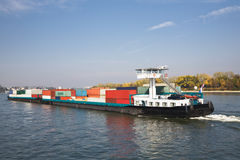 Freight Ship Royalty Free Stock Photo