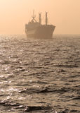 Freight ship Stock Images
