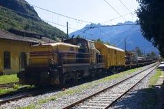 Free Freight Train Royalty Free Stock Photos - 10909518