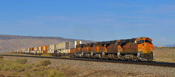 Free Freight Train Royalty Free Stock Photo - 22558165