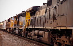 Freight Train Stock Photos